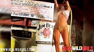 WIldest Slut Contest Ever Caught on Film