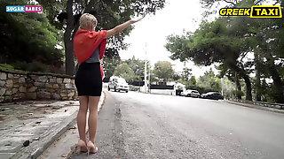 SUGARBABESTV: GREEK TAXI