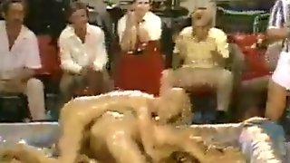 Boxing, Wrestling, Catfights, Retro