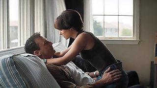 Natalie Portman see through and gets licked pussy