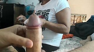 Massage ejaculation premature IV MILF(paja precoz)