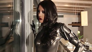 Rubber doll
