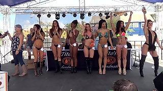 Miss Titos USA Bikini Contest Bike Week 2018 Daytona Beach