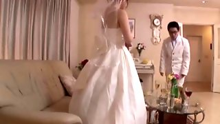 Bride - Under her Skirt