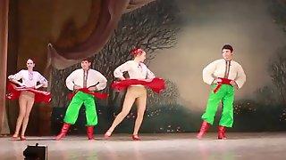 Trad. Russian dance