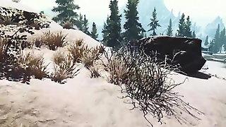 Extreme Skyrim Part 1