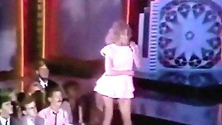 Girls Just Wanna Have Fun - vintage striptease dance