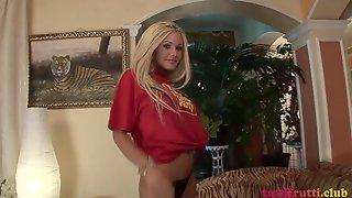 Hot euro big tits debutante amateur casting