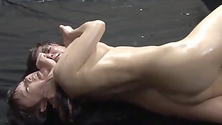 Very Rough All Girl Wrestling