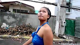 ASIANSEXDIARY Thick Filipina Pounded Doggystyle
