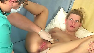 Extreme gyno examination. Most humiliating ever. CMNF