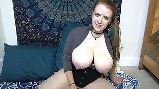 Big tits preggy 1