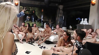 Live webcam orgy #5 -