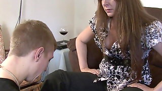 Blackmailed by his mother mini series 01