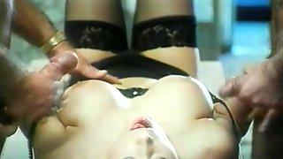Cumshots on Erika Bella 3