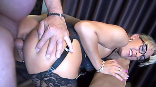 German hot mature lana vegas anal sex