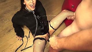 Bella slut extreme ass