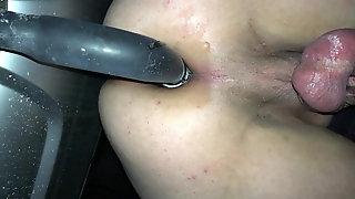 French sissy car hook insertion
