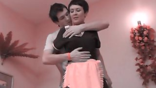 Russian Maid in Anal Scene (Recolored)