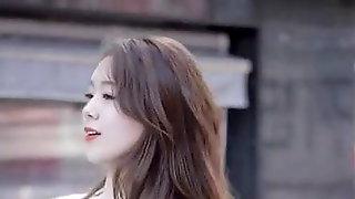 Korean Belly dancer