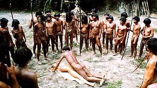 Laura Gemser & Monica Zanchi Nude Sex Scene ScandalPlanetCom