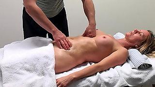 Stomach massage michelle