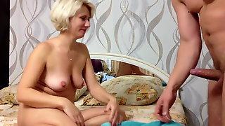 Man fuck Russian hairy mature woman - LexSex.de