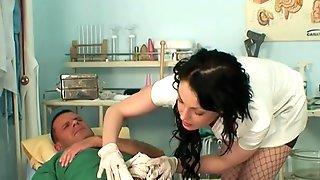 Role Play 10: Lingerie Nurse