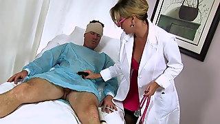 Milf Nurse Mistakes the Idenity