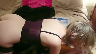 First BBC for wife