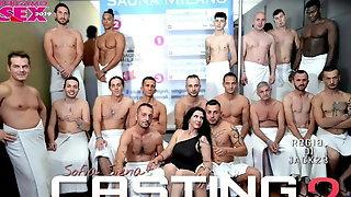 Part 3 casting sauna milano