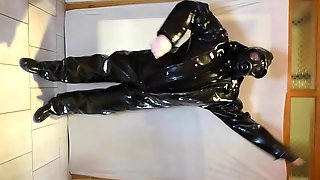 Two layers of heavy rubber