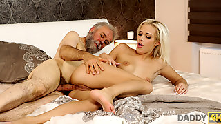 DADDY4K. Surprise your girlfriend and she will fuck with you