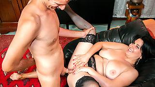 AmateurEuro - Paola Diamante Loves To Take Hard Cock On Cam