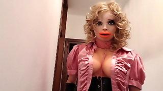 Trixie bimbo rubber duck lips