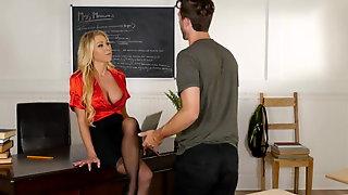Katie Morgan Sexy Teacher