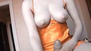 Sperma am Arsch 33