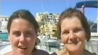 Mother and Daughter British Porn