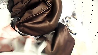 Washing not sisters satin dresses #6 adding prom dress