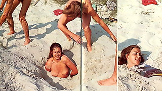 Tribute to the Porn Stars of Magazine 60's - 70's
