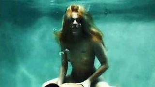 A Good Fuck Underwater!