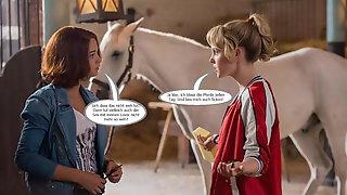 Geschichte Vorgelesen Gefickt im Pferdestall