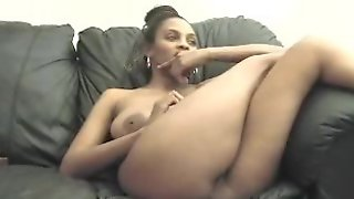 falling in love with this black stripper pussy part4