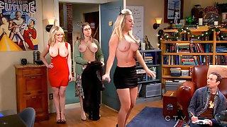 Big Bang Theory Fakes