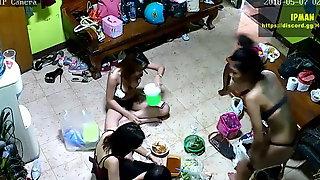 Hacked IP Camera - Thai Bar #1