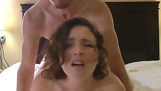 Kinky milf doggystyle anal sex
