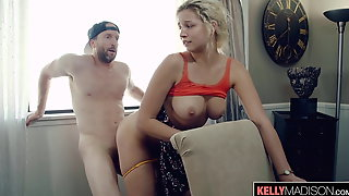Sophia Lux Filled With Her First Creampie