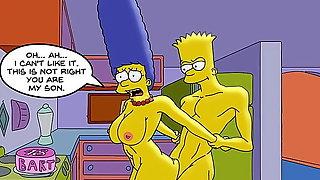 Bart 18th birthday