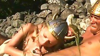 Danish retro - Vikings