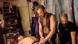 Electro Torture with Ballbusting